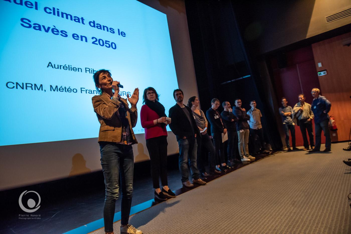 Conférence sur le Climat dans le Savès 2019